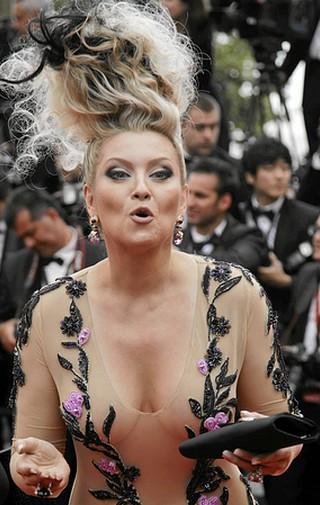 Cannes 2011 – najgorsza kreacja, fryzura i makijaż (FOTO)