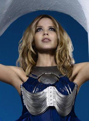 Kylie Minogue powraca jako Afrodyta (FOTO)