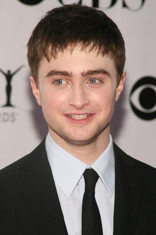 Daniel Radcliffe marzy o damskich ciuszkach