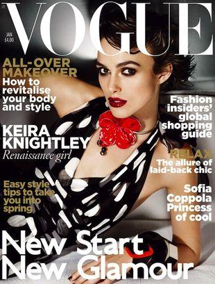 Keira Knightley wraca do świetnej formy (FOTO)
