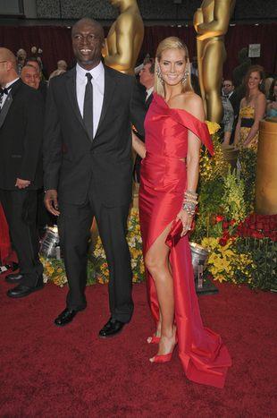 Seal potwierdził, że Heidi Klum jest w ciąży (FOTO)