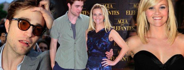 Witherspoon i Pattinson znów razem (FOTO)