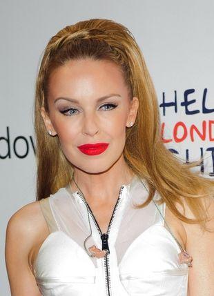 Diabelsko seksowna Kylie Minogue (FOTO)