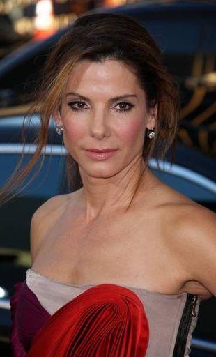Sandra Bullock bez obrączki ślubnej (FOTO)