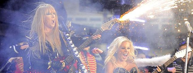 Show Dody i Maryli Rodowicz w sylwestrową noc (FOTO)