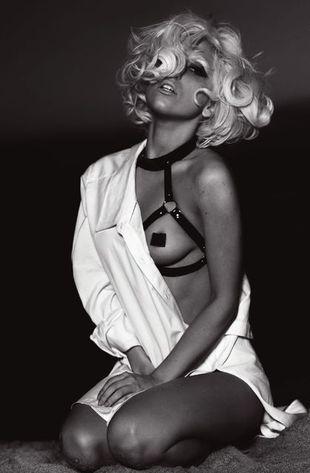 Lady Gaga jest obojnakiem?! (FOTO)