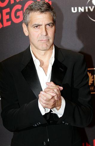 Tofu o zapachu potu George'a Clooneya