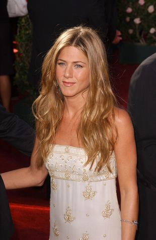Jennifer Aniston pokazała biust