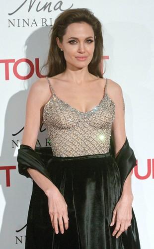 Angelina Jolie na odwyku?