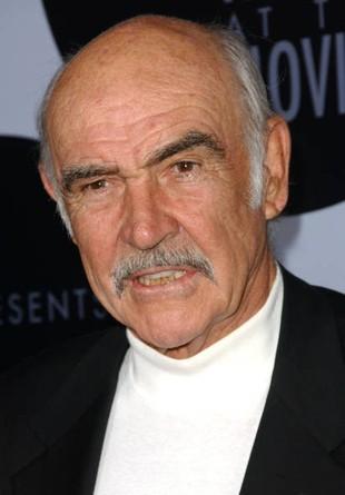 Sean Connery rzuca aktorstwo