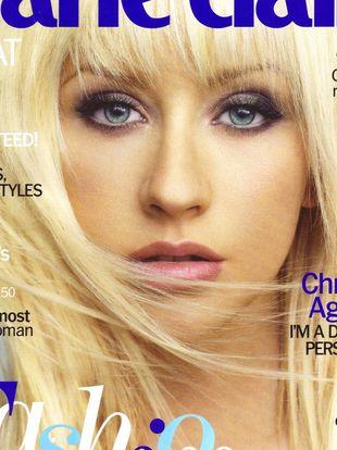 Czyje oczy znalazły się na okładce Marie Claire? (FOTO)