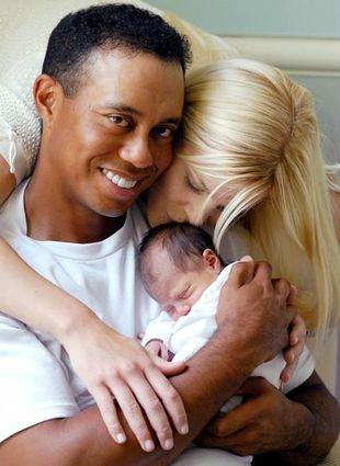 Elin Nordegren zostanie przy Tigerze Woodsie!