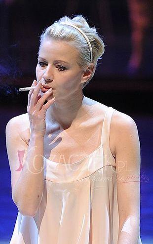 Małgorzata Kożuchowska jako księżniczka (FOTO)