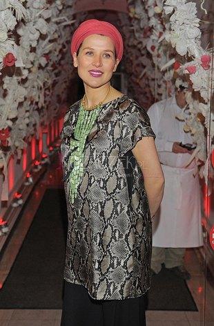 Katarzyna Herman pokazała brzuszek (FOTO)