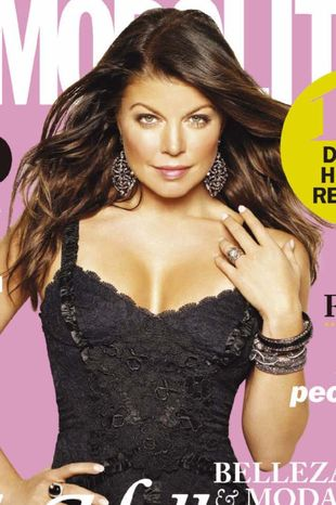 Fergie potrafi być sexy (FOTO)