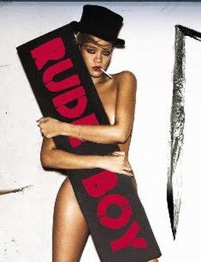 Najnowszy singiel i okładka Rihanny do Rude Boy (FOTO)