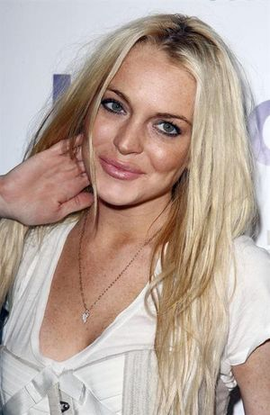 Lindsay Lohan w Indiach [VIDEO]