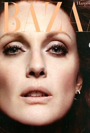 Julianne Moore w Harper's Bazaar (FOTO)