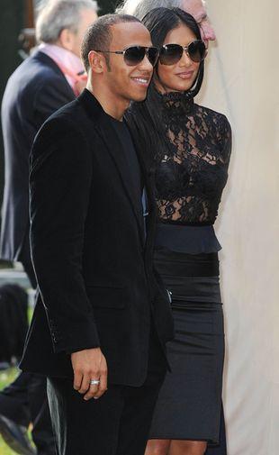 Nicole Scherzinger zerwała z Lewisem Hamiltonem