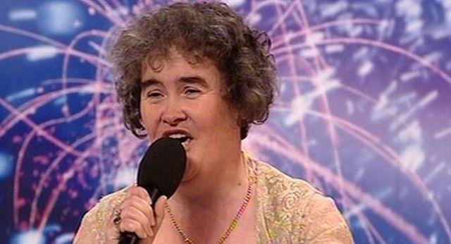 Susan Boyle zmieniła wizerunek