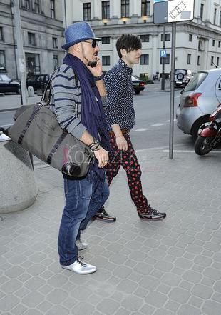 Srebrne buty Jacykowa (FOTO)