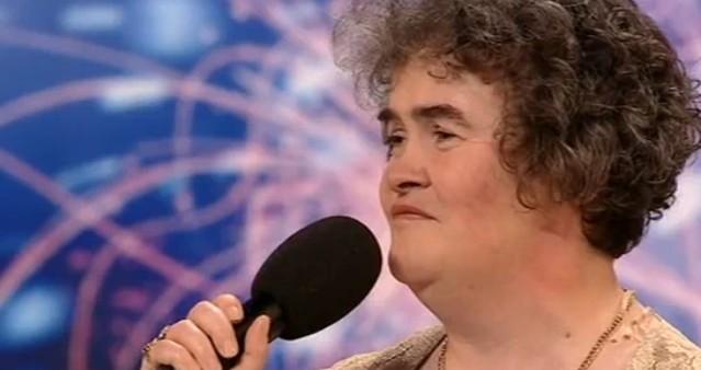 Susan Boyle miała poprawiany głos w Britain's Got Talent?