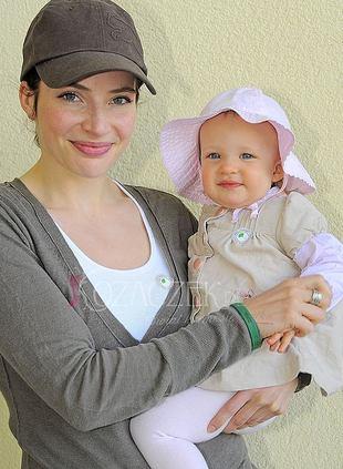 Anna Dereszowska z córeczką (FOTO)