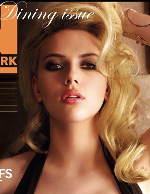 Scarlett Johansson w magazynie IN New York (FOTO)