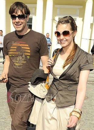 Julia Kamińska i jej chłopak - Lew Murzenko (FOTO)