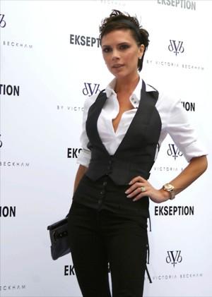 Victoria Beckham nie poddaje się (FOTO)