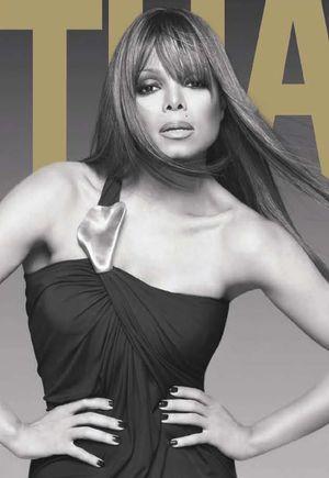 Janet Jackson w Gotham magazine (FOTO)