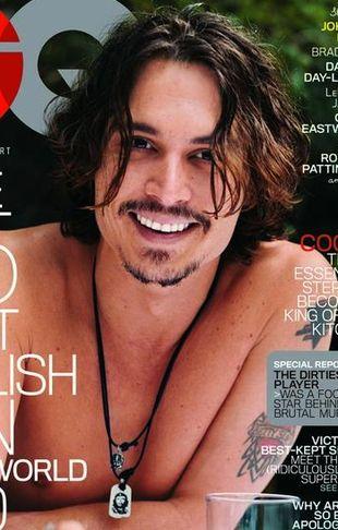 Johnny Depp Najbardziej Stylowym Mężczyzną 2010 roku