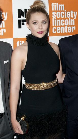Elizabeth Olsen – w przeciwieństwie do sióstr elegancka FOTO
