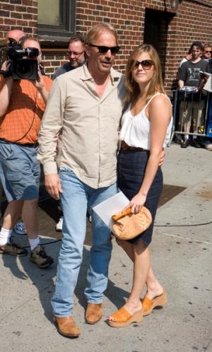 Kevin Costner znów zostanie ojcem