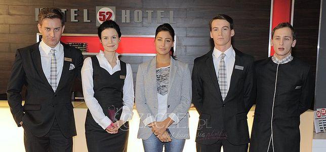 Hotel 52 - najnowsza produkcja Polsatu (FOTO)