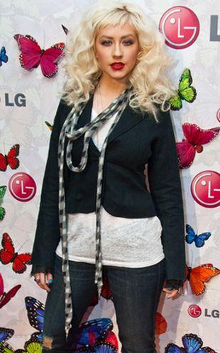 Christina Aguilera - szału nie ma (FOTO)