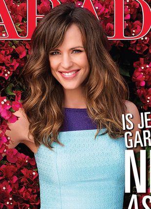 Jennifer Garner w magazynie Parade (FOTO)