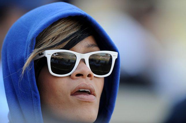 Rihanna trafiła do szwajcarskiego szpitala