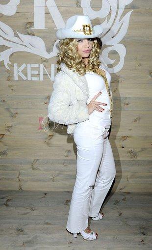 Agnieszka Frykowska jak Madonna (FOTO)