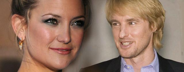 Kate Hudson i Owen Wilson nie są zaręczeni
