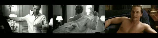 Matthew McConaughey w reklamie Dolce & Gabbana