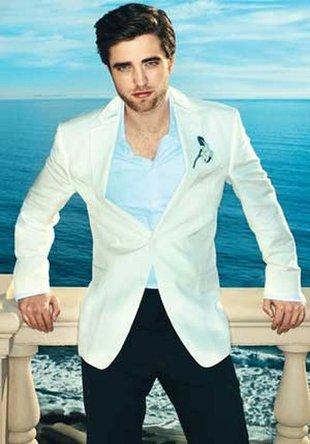 Robert Pattinson: Nikt nie chciał oglądać mnie nagiego
