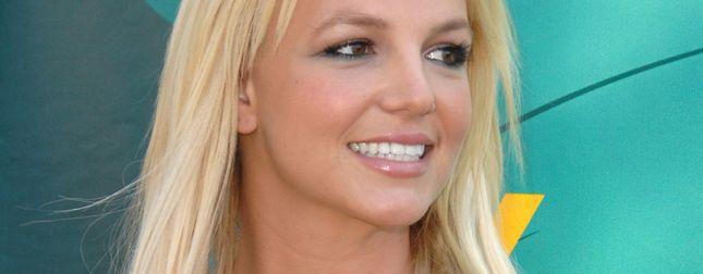 Britney Spears w małej czarnej (FOTO)