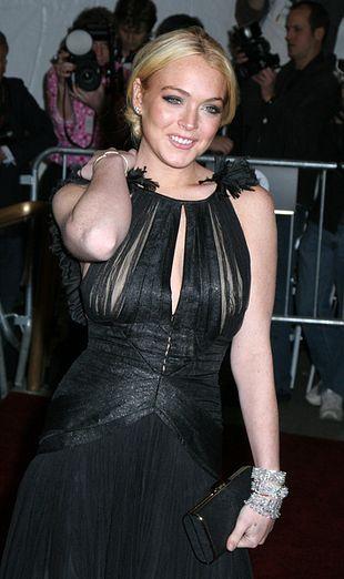 Lindsay Lohan dla ukochanej