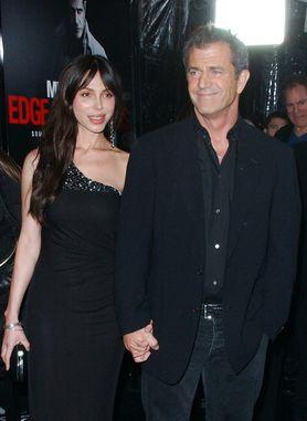 Mel Gibson z damą swojego serca (FOTO)