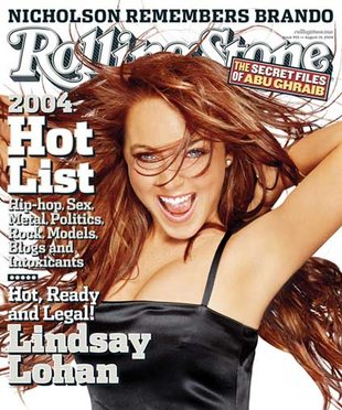 Lindsay Lohan przygruchała sobie modela