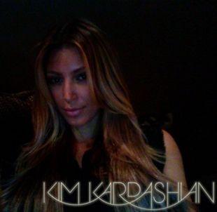Kim Kardashian jako blondynka (FOTO)