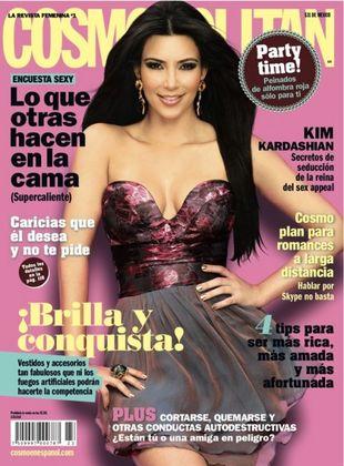 Kim Kardashian znowu wygląda jak nie ona (FOTO)