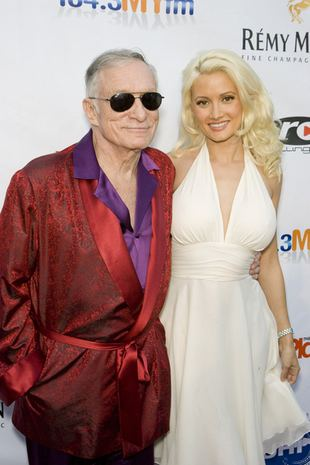 Hugh Hefner chce, by Holly Madison wróciła