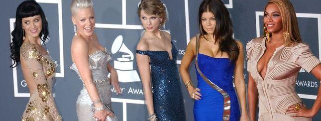 Gwiazdy podczas imprezy Grammy Awards (FOTO)